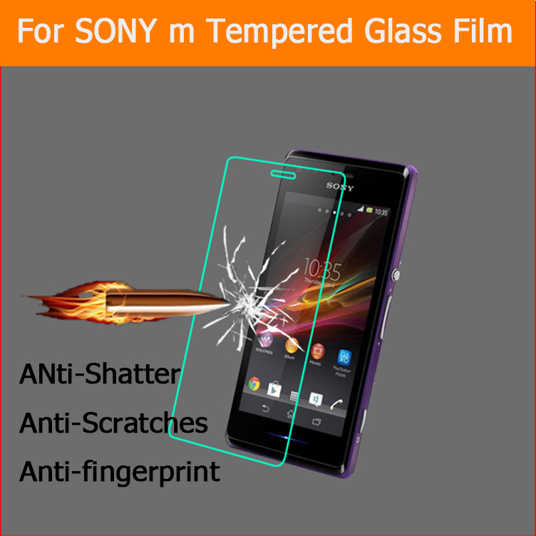Trend Mark 9h 2.5d Anti-shock Tempered Glass For Sony Xperia L1 L2 L3 Screen Protector Film Glass For Sony L1 L2 L3 Protective Film Advertising