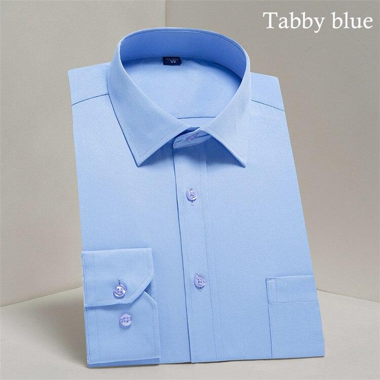 HTB1riSCjWQoBKNjSZJnq6yw9VXaH - 2019 Men Dress Shirt Long Sleeve Slim Brand Man Shirts