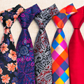 Hi-Tie 40 Style Mens Ties Neck Ties 2016 Classic Jacquard Silk Ties for Men Wedding Business Suits 8.5cm Soft Corbatas Gravatas