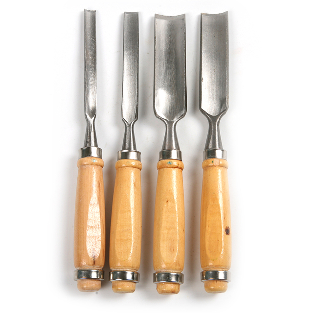 Professional pcs set diy wood carving tool kit steel sharp