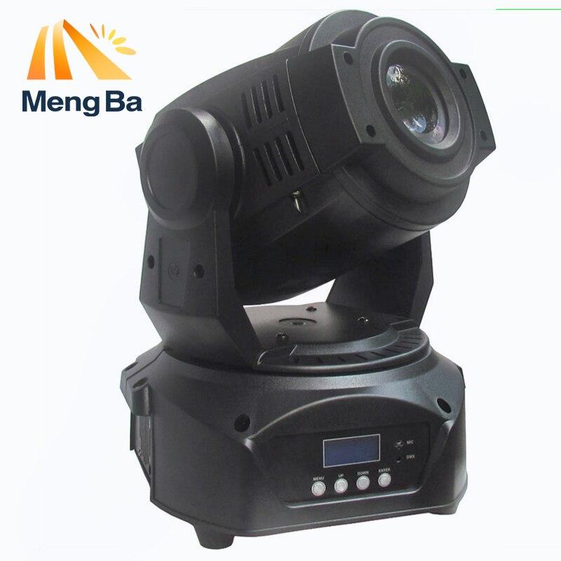 MengBa 90 W Dj luz Led móvil de la viga luz del punto Led etapa profesional luz luces de Navidad