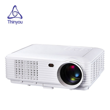 Smart Android WiFi Bluetooth Full HD Projector Resolution 1280*800 USB HDMI VGA AV Home Theater offer Beamer proyector