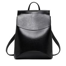 Женщина рюкзак женский Дамская сумка Mochila плечо школьные сумки для девочек-подростков известный бренд путешествия ноутбук Mochila Feminina 2017 подарок
