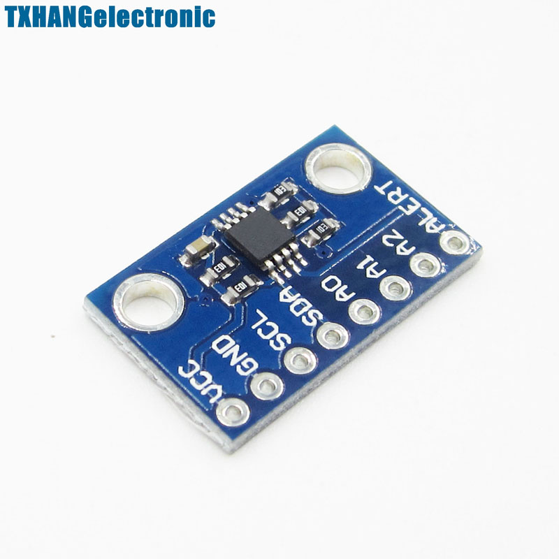 High Accuracy I2C IICTemperature Sensor MCP9808 Breakout Board /±0.25/°C //0.0625/°C