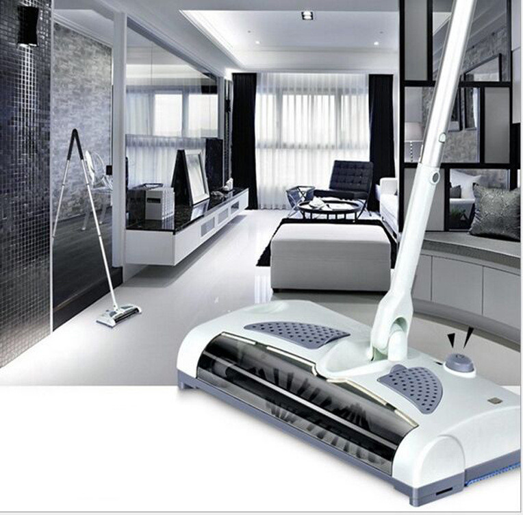 Low Noiseelectric Wireless Sweeper Vacuum Cleaner Home
