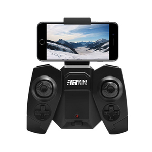 Image 2 - Quadcopter HR drone mini folding remote control aircraft HD aerial camera small aircraft with replaceable battery