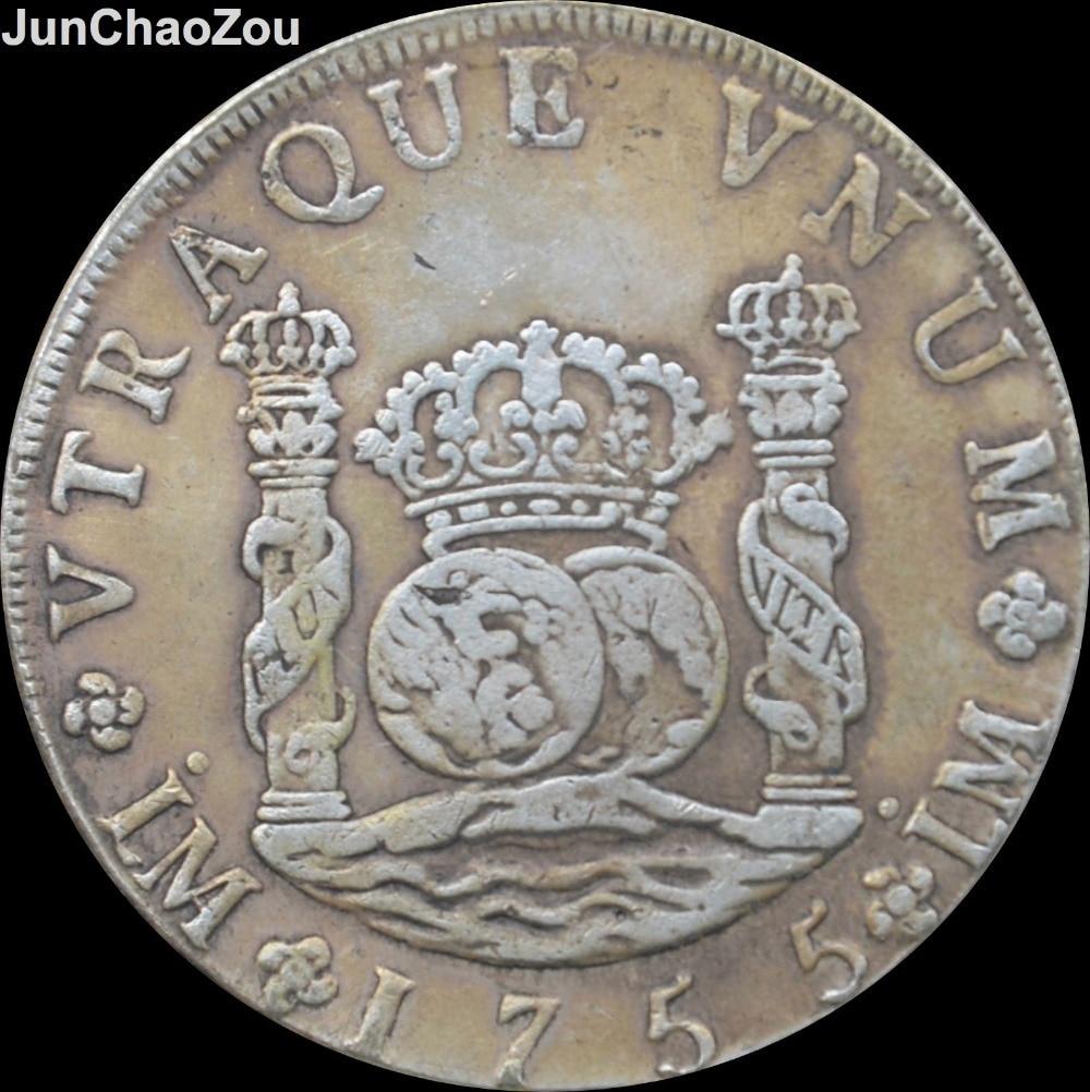 Popular Spanish Silver Coin Buy Cheap Spanish Silver Coin