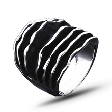 Fashion party Personality Creativity Irregular Ring Mens Rings Vintage Style Unisex womens Jewelry J02817