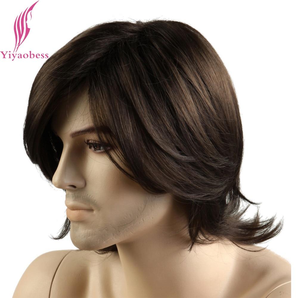 Yiyaobess 12 ιντσών Μικρή Κυματιστή Μικρή - Συνθετικά μαλλιά - Φωτογραφία 4