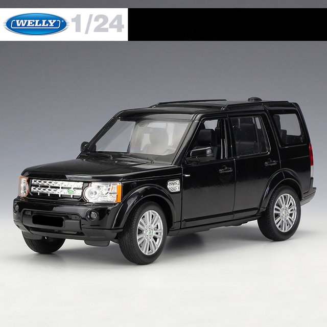 Welly 1 24 Discovery 4 Suv Toy Vehicles Alloy Car Model Off Road