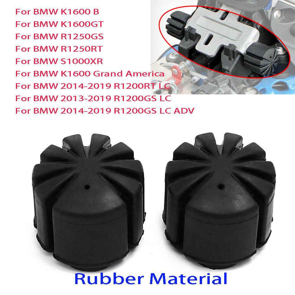 أسود رايدر مقعد خفض عدة لسيارات BMW S1000 XR R1200 RT/GS LC K1600 K1600GT R 1200 GS Adventure 2014 - 2019 R1250GS R1250RT