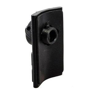 CS Force тактическая страйкбольная винтовка охотничья сошка для стрельбы Вивер рейка слинг шпилька поворотный Пикатинни слот-адаптер 20 мм Bipod адаптер