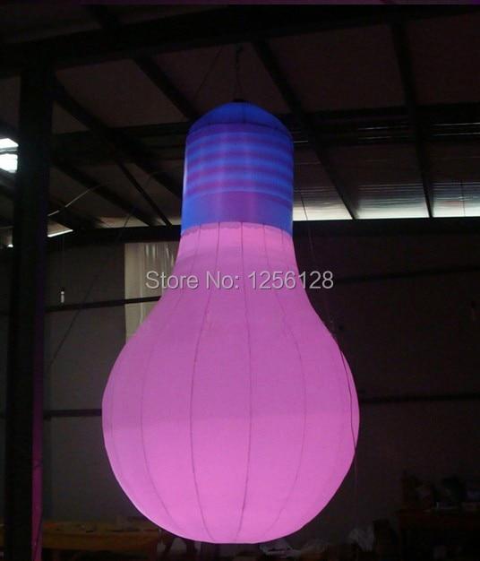 Suspendus Gonflable Décorations 1.5 m H Éclairage Gonflable Led ...