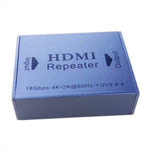Image 3 - Display device signal transmitter long distance transmission amplifier for HDTV display