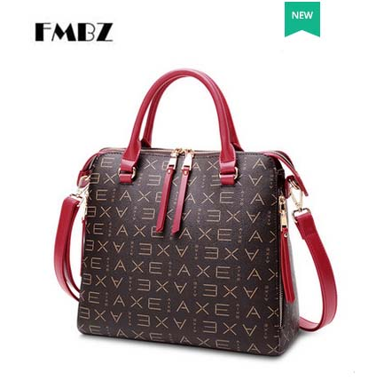 2018 Big Bag New Women's Fashion Europe Fashion Women's Bag Business Handbag Tote Bag Free Shipping