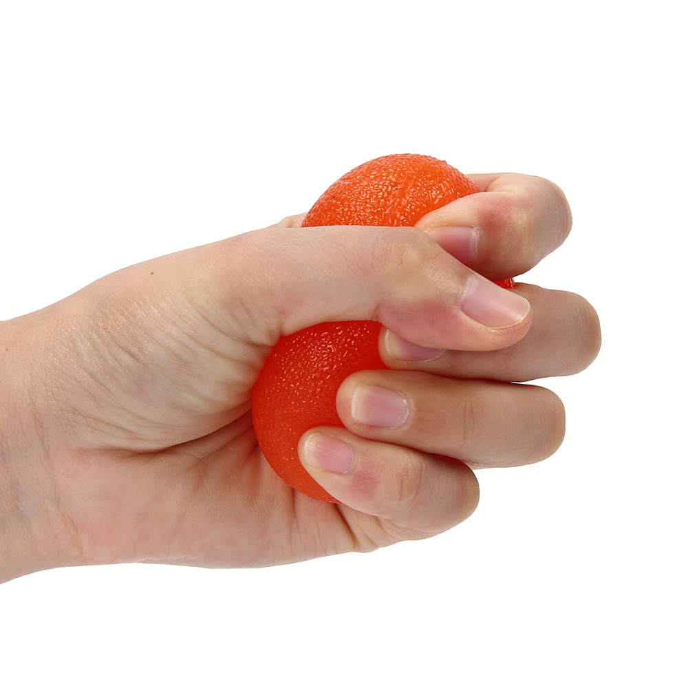 Anti Stress Reliever Soft Ball Autism Anxiety Mood Toy Squeeze Finger Exercise