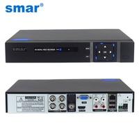 Super 4CH 8CH AHDH 5 in 1 AHD DVR Video Recorder Hybrid DVR NVR HVR for AHD Analog IP TVI CVI Camera CCTV System H.264 VGA HDMI