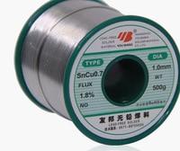 Hot Sale 1.0mm Tin Solder Soldering Welding Iron Wire Lead Melt Rosin Core Flux Reel