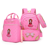children school bags primary school backpack set kids orthopedic schoolbag backpack school backpack for girls mochila infantil