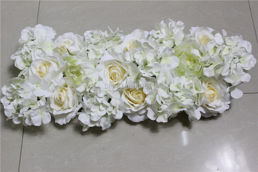 Ev ve Bahçe'ten Yapay ve Kurutulmuş Çiçekler'de SPR Yüksek kalite 10 adet/grup düğün kemer çiçek duvar sahne veya zemin dekoratif toptan yapay çiçek masa centerpiece'da  Grup 1