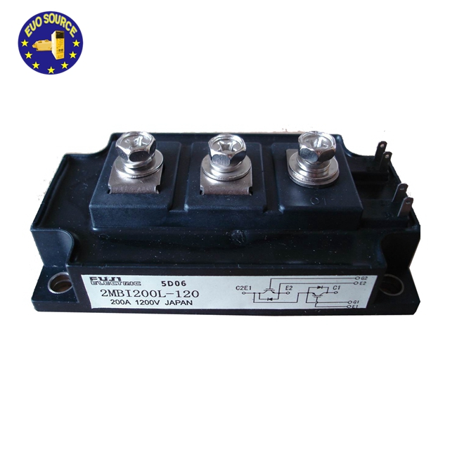 IGBT power module 2MBI200L-120 igbt power module 1mbi400l 120