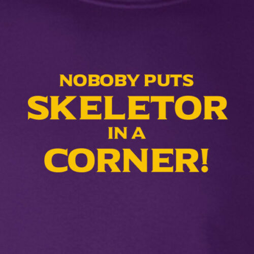 Skeletor He Man Masters of the Universe Dirty Dancing Inspired Mens T-Shirt Top