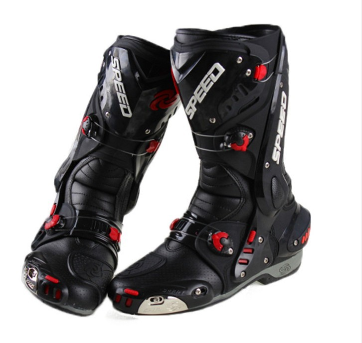 Aliexpress.com : Buy New style motorcycle boots cycling boots ...
