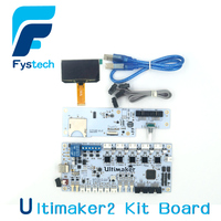 Free Shipping 3D Printer Parts Ultimaker2.1.4 Control Board Ultimaker 2 Generations Board Interface Board with LCD Genuine Spot