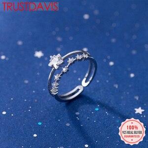 Trustdavis 100% 925 Sterling S