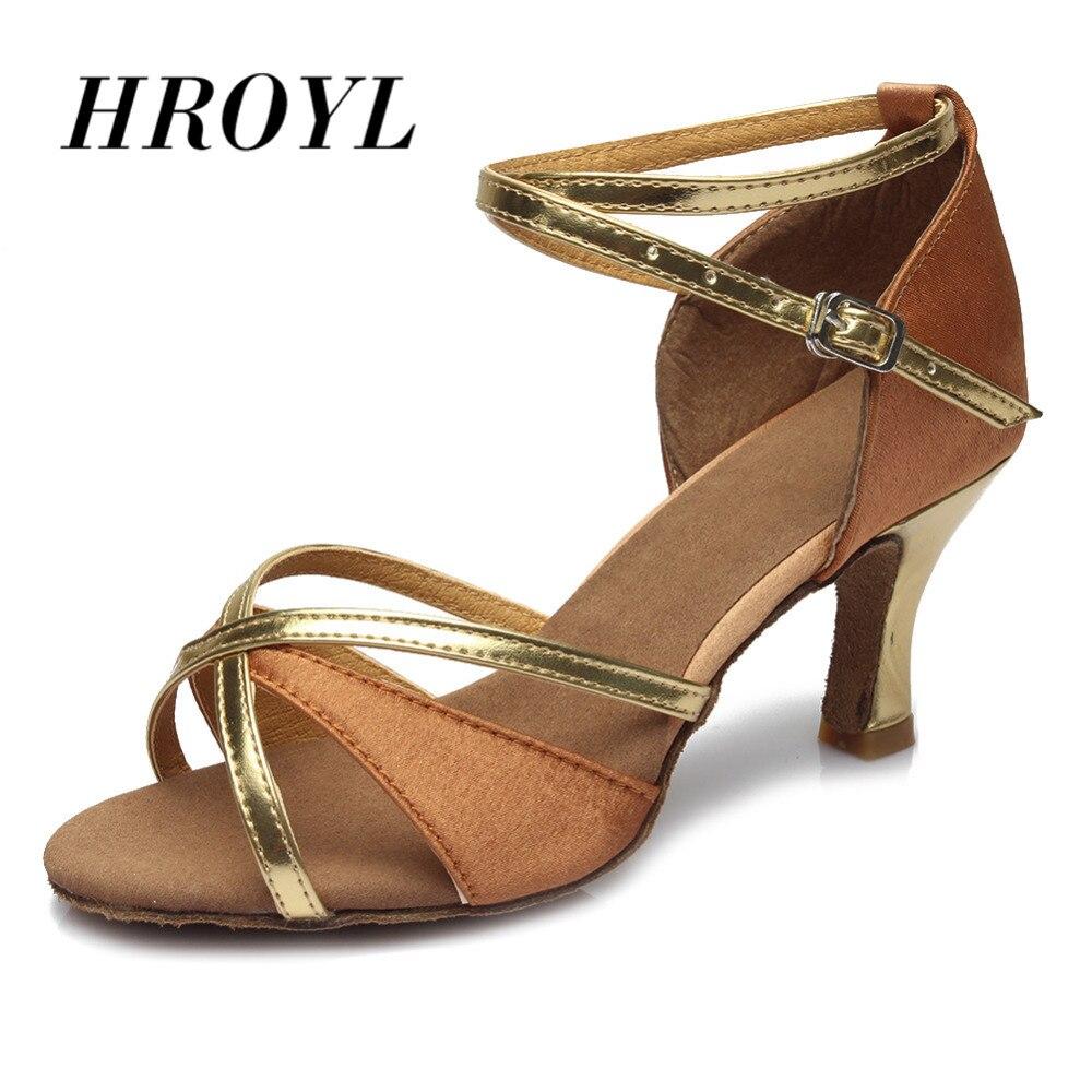 Hot sale סיטונאי של בנות בנות לטינית דאנס נעליים Ballroom טנגו סלסה נעליים לנשים נעלי ריקוד 4 צבע 805