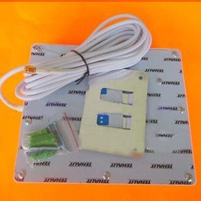 РФ 15DBi 3 Г Антенна Для Монтажа в Панель антенна С 5 м Кабель SMA разъем Для Huawei модем