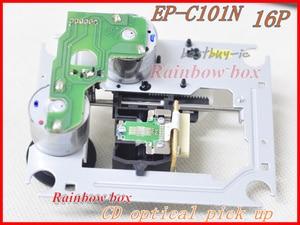 Image 4 - EP C101 EP C101N (16PIN) captador Ótico com Mecanismo com Bead Turntable (DA11 16P) CD player lente do laser EP DA11 C101