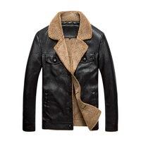 New Winter Jackets Men 2017 Hot Sale Casual Mens Coats And Jackets Thick Windbreak Overcoat Solid