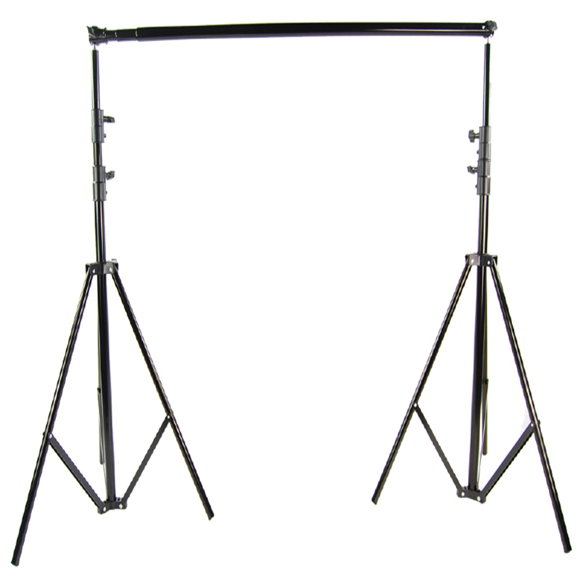SUPON Photo Photography 2.8m*3m/9ft*10ft Metal Backdrop Stand Background Support System + Carrying Bag Case kit lightdow 2x3m 6 6ftx9 8ft adjustable backdrop stand crossbar kit set photography background support system for muslins backdrops
