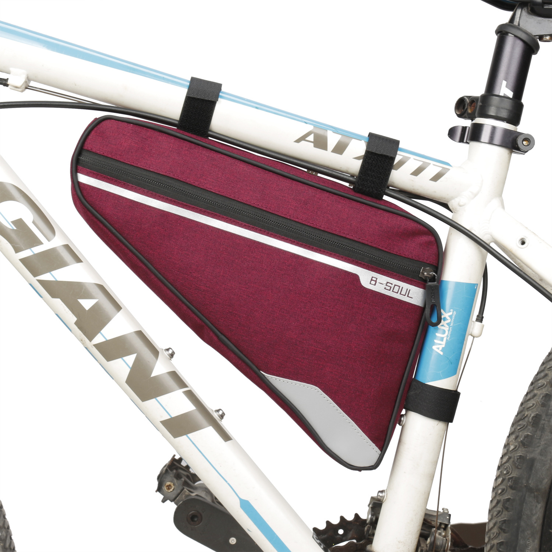 B - SOUL kolesarska torba velike zmogljivosti MTB cestna torba - Kolesarjenje
