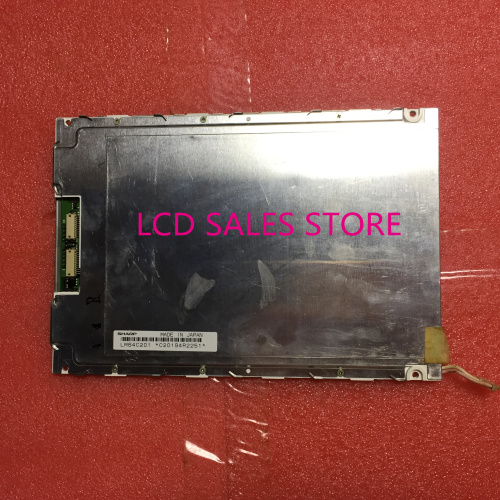 LM64C201 INDUSTRIAL LCD 7.7INCH ORIGINAL A+GRADE MADE IN JAPAN lm64c142 industrial lcd original made in japan a in good condition