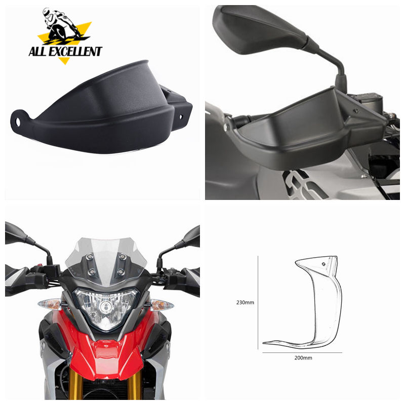 For 2016 2017 2018 BMW G310GS G310R G 310 R Hand Guard Brake Clutch Protector Wind