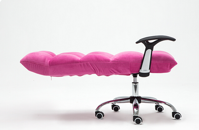 Hairdressing chair. Lazy people Stool makeup chair. Can deck chair. Household tatami. 240337 ergonomic chair quality pu wheel household office chair computer chair 3d thick cushion high breathable mesh