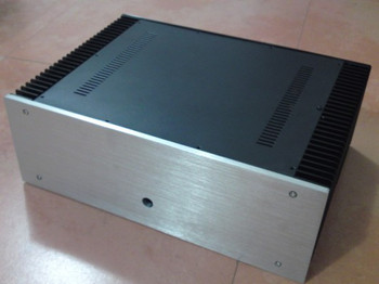 DIY amplifier case 430*150*311mm 4315 All aluminum amplifier chassis / Class A amplifier case / AMP Enclosure / case / DIY box
