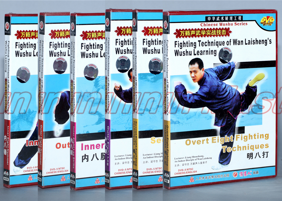 Fighting Technique Of Wan Laisheng's Wushu Learning Kung Fu Teaching Video English Subtitles 6 DVD wavelets technique for antennas