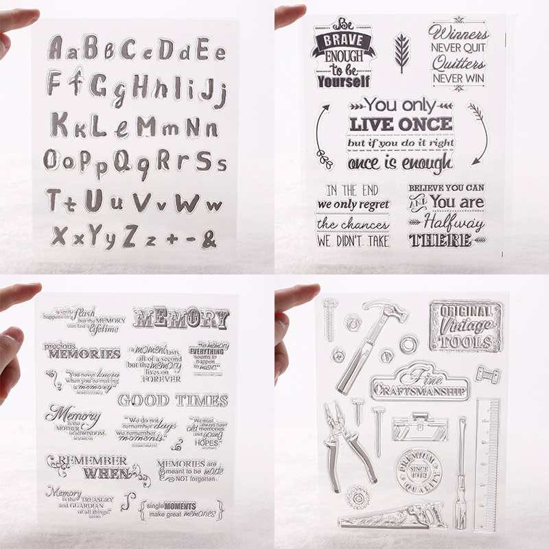 English letters pattern transparent rubber stamp seal diy album english letters pattern transparent rubber stamp seal diy album craft scrapbooking decorative tool 251475 in stamps from home garden on aliexpress solutioingenieria Choice Image