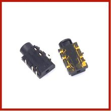 6-pin Notebook Laptop Audio Headphone Microphone Jack Socket for Asus X550C D522C X552E X550 A555L X555LD K55VD(China)