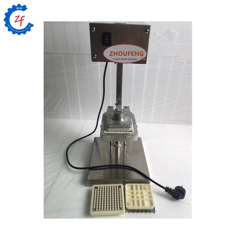 Machine à frites verticale électrique coupe-frites frites - 6