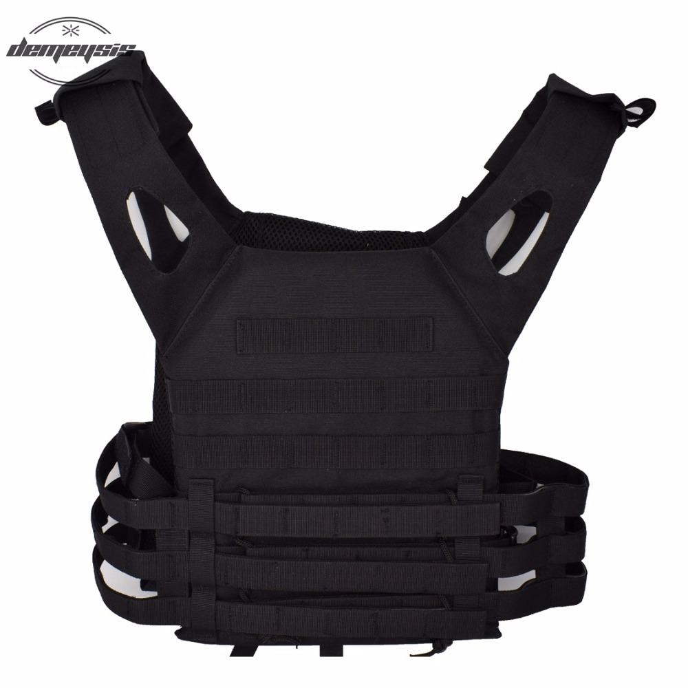Military Tactical Plate Carrier Ammo Chest Rig J P C Vest Airsoft sports Paintball Body Armor Tactical Airsoft Vest airsoft adults cs field game skeleton warrior skull paintball mask