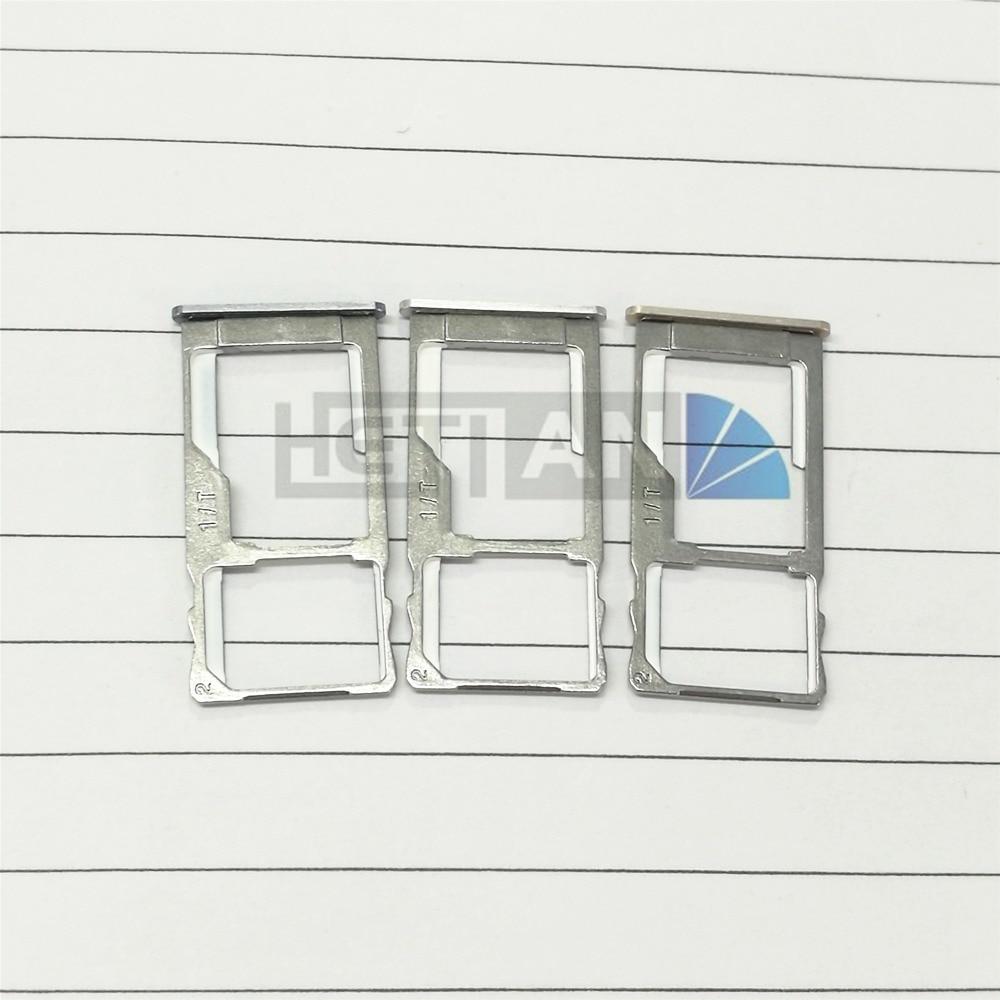 1 pcs nouveau SIM carte Slot titulaire Micro SD carte Slot plateau prise adaptateur pièces de rechange pour Meizu M3max M3 MAX