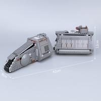 Star Series Wars 05149 Imperial Conveyex Transport Set Legoinglys 75217 Building Blocks Bricks Kids Toys