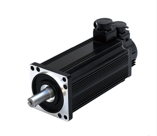 48v 1000w brushless dc servo motor with encoder tracked