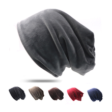 Фотография Solid Color Turban Hats for Women