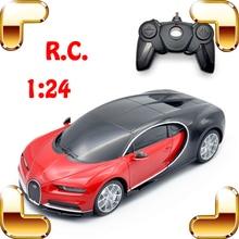 1/24 カー王の道路モデルレーシングスピードボアチュール自動車とカラーボックスギフトレーサードリフトドライブおもちゃ Rc の