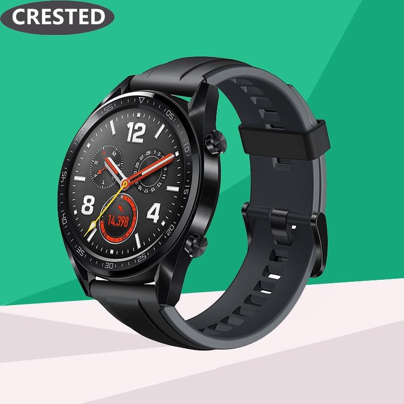 Huawei Watch Gt Strap For Samsung Galaxy Watch 46mm Gear S3 Frontier/classic 22mm Watch Band Huawei Watch 2 Pro Strap Bracelet